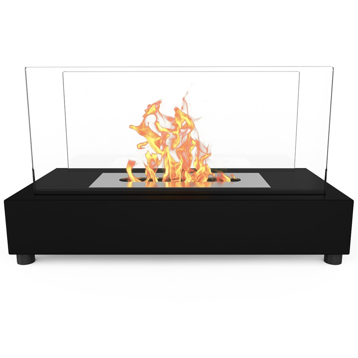 table fireplace,