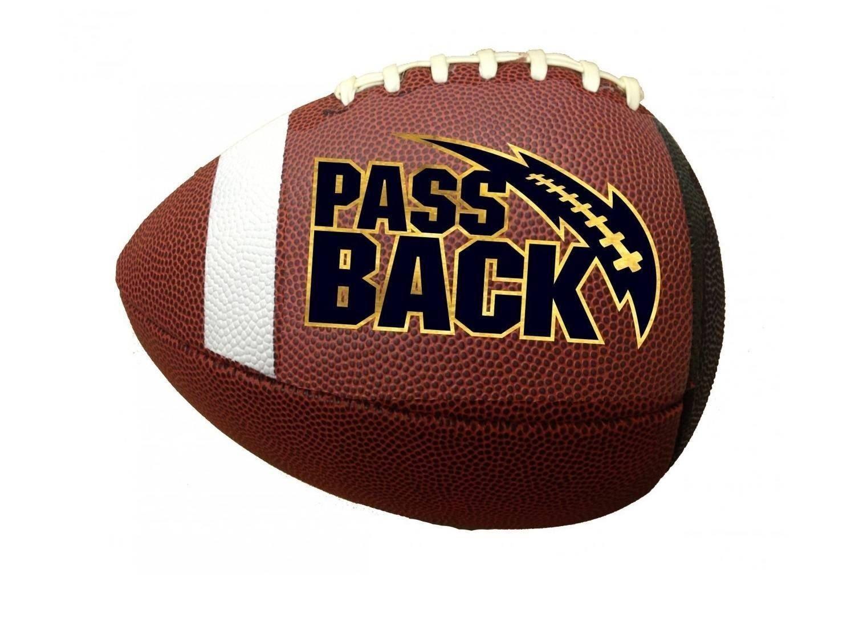 Passback ball