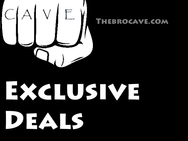 TheBroCave.com's Exclusive Offers